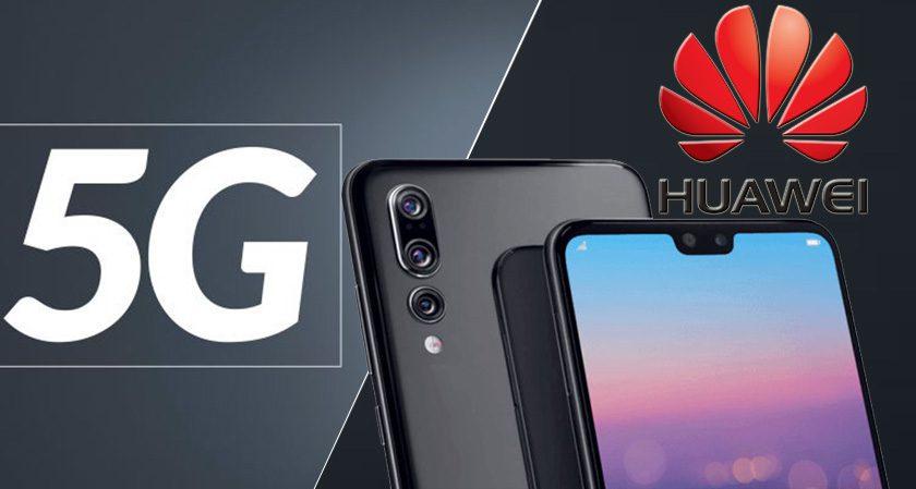 La technologie 5G : Huawei dame le pion aux occidentaux