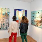 Expo Jeunes artistes Fondation banque populaire