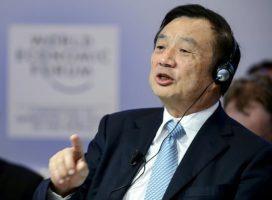 Ren Zhengfei, Fondateur et Ceo de Huawei