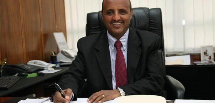 Tewolde Gebremariam, PDG d'Ethiopian Airlines