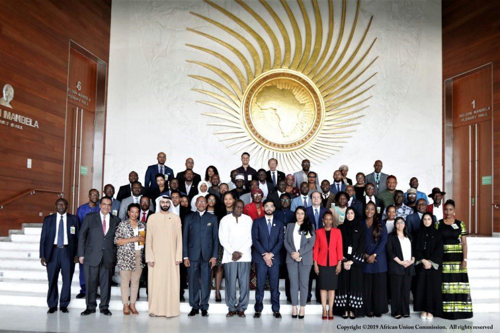 le comité de coordination de l'Union africaine pour EXPO2020