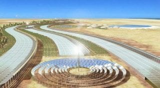Energies renouvelables au Maroc