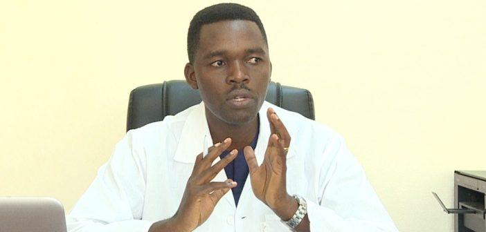 Simon Ntirampeba, DG FOMI