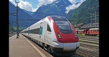 le nouveau train à grande vitesse de Tanzanie financé sur fonds propre