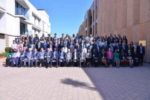 Représentants africains, européens et asiatiques lors du séminaire co-organisé par Casablanca Finance City et l'université Tsinghua à Casablanca