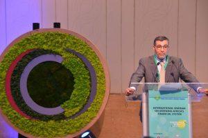 Saïd Ibrahimi, directeur général de Casablanca Finance City Authority