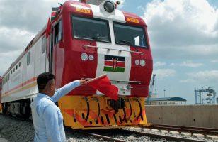une nouvelle ligne ferroviaire au Kenya avec des financements entièrement chinois