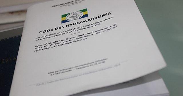 Code-hydrocarbures gabon