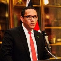 Mohamed Ould Abdel Vettah, ministre mauritanien du Pétrole