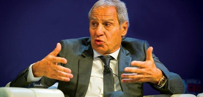 Roger Sahyoun, Président-fondateur de SOMAGEC