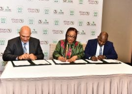Développement de l'agriculture africaine :     Le Groupe OCP, la Commission de l'Union africaine et AUDA-NEPAD agissent en synergie
