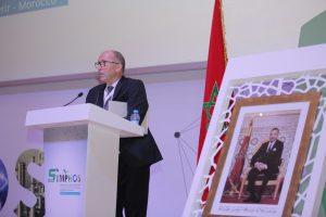7 octobre , l'ouverture de la 5ème édition du Symphos 2019 à l'Université Mohammed VI Polytechnique de Benguérir