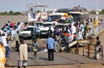 ac reliant les deux villes mauritanienne et sénégalaise portant le même nom, Rosso