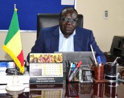 Chiaka Berthé, Directeur général des opérations pour l'Afrique de l'Ouest de Barrick