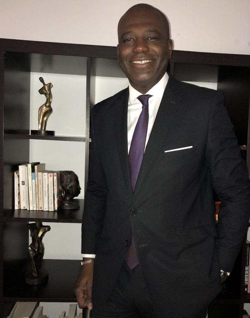 Habib Blédou, Directeur général de la Banque Atlantique du Mali