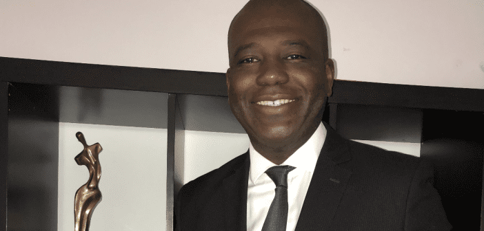 portrait Habib Blédou, Directeur général de la Banque Atlantique du Mali