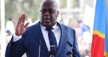 Félix Antoine Tshisekedi, président de la RDC