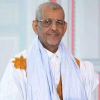Sidi Mohamed Ould Taleb Amar, le nouveau président de l'UPR