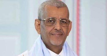 portrait Sidi Mohamed Ould Taleb Amar, le nouveau président de l'UPR