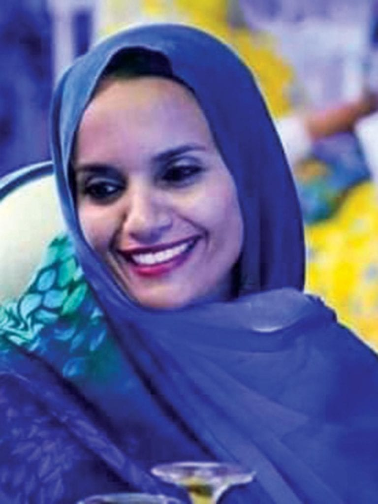 Emel mint Maouloud, Directrice générale de Mauritania Airlines