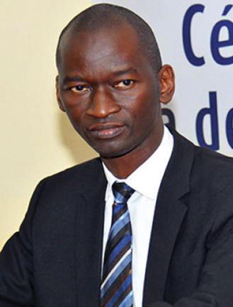 Ibrahima Kane, Directeur général d'Air Sénégal International