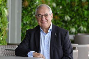 Jean-Louis Baroux, Président d'APG