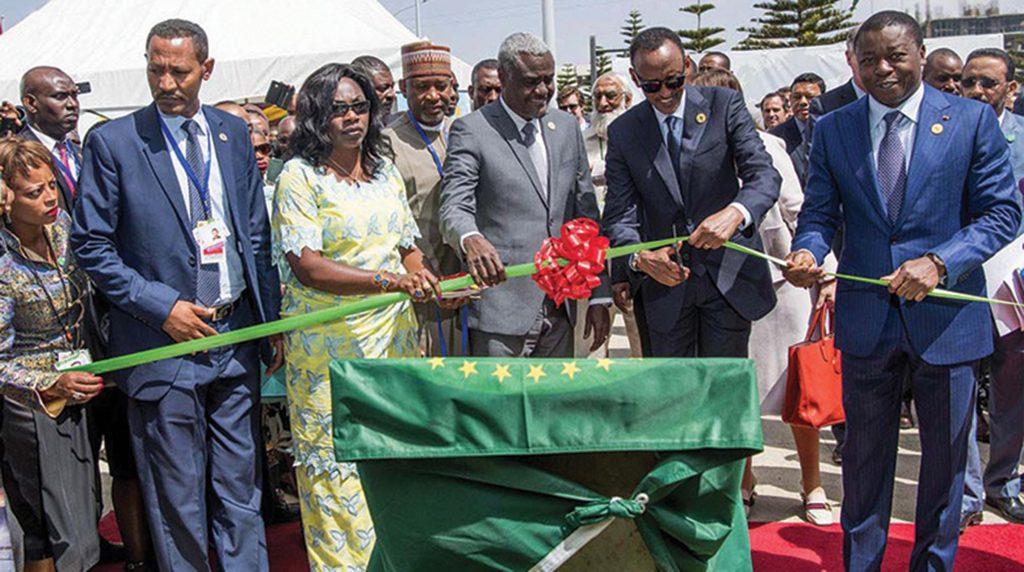 Lancement du Marché unique africain du transport aérien à Addis-abeba par des chefs d'Etat