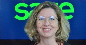 Martine Cazemages, Vice-président Pôle international Sage France