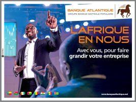Banque Atlantique, une création de Maxafrica