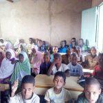 3AF, école de Cham (Département d'Aleg)