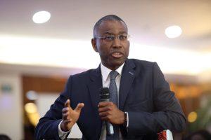 Monsieur Amadou HOTT Ministre de l'Economie, du Plan et de la Coopération