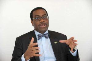 Akinwumi Adenisa, président de la Banque mondiale