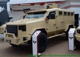 Défense : Les véhicules blindés Panthera de l'emirati Minerva bientôt au Sahel?