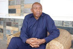 Agathon Rwasa, candidat du Congrès National pour la Liberté (CNL)