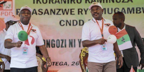 Présidentielles au Burundi: 5 millions d'électeurs aux urnes