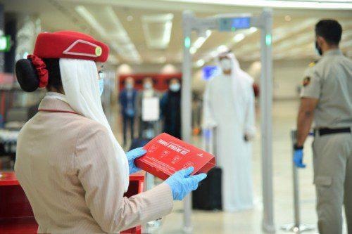 Aérien : Emirates reprend ses vols
