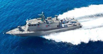 Israël s'apprête à livrer le Shaldag MK II au Sénégal