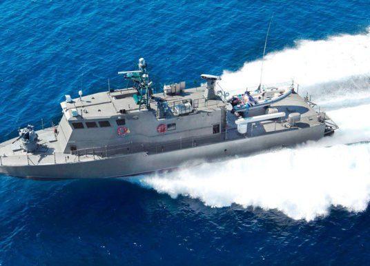 Sénégal : Israel Shipyards s'apprête à livrer un troisième navire patrouilleur