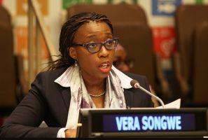 Vera Songwe, Secrétaire générale adjointe de l'ONU et Secrétaire exécutive de la CEA-ONU