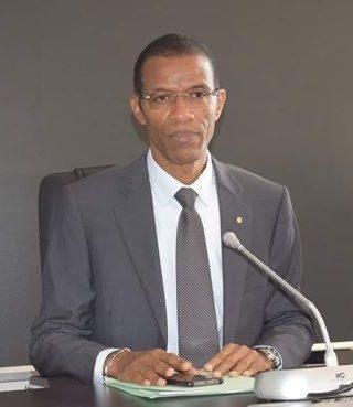 Alioune Ndoye, ministre de la Pêche et de l'économie maritime