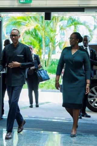 Paul Kagame, Président du Rwanda 2