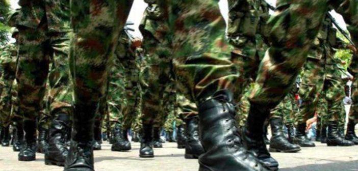 militarisation