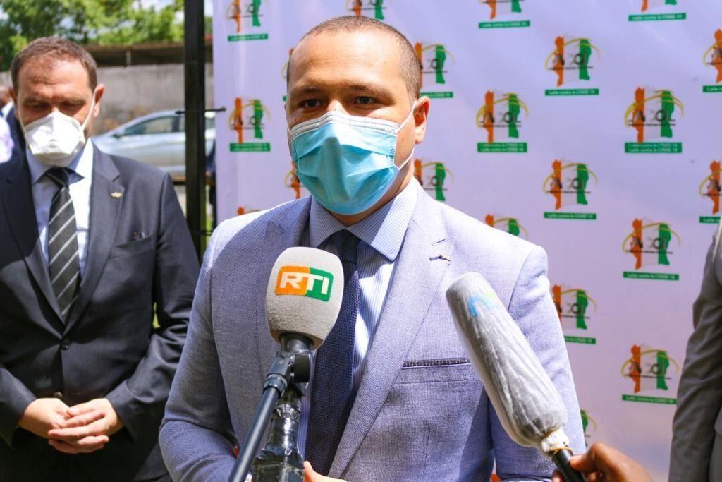 Essam Daoud :  Président des cimentiers de Côte d'Ivoire, Directeur général de CIM Ivoire