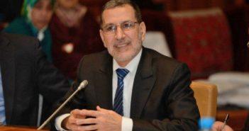 Saad Eddine El Othmani, Premier ministre du Maroc