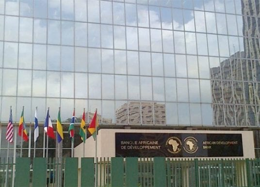 Communiqué de la Banque africaine de développement