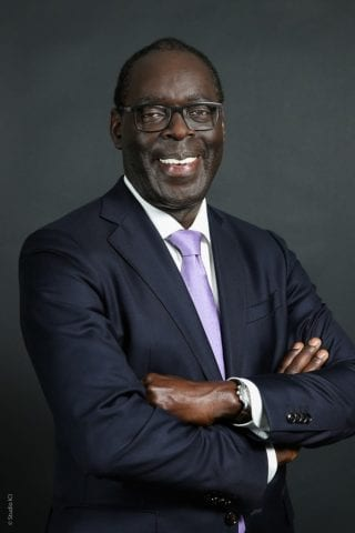 Alioune Ndiaye, Directeur général d'Orange Middle East and Africa