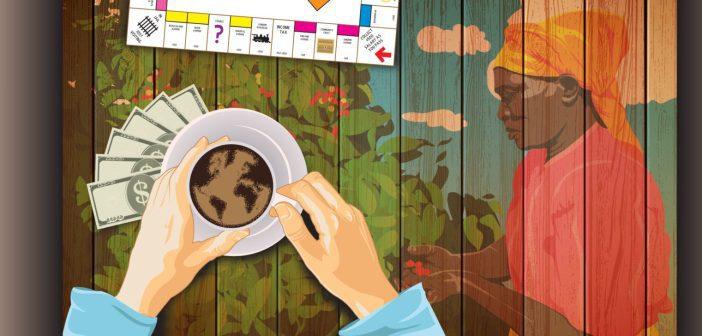 cafeiculteurs afrique exploitation