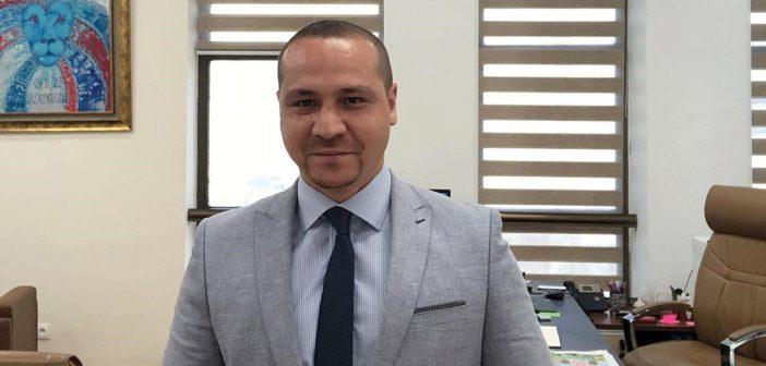 Essam Daoud Président des cimentiers de Côte d'Ivoire, Directeur général de CIM Ivoire