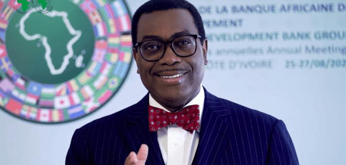 Adesina, Assemblées annuelles de la BAD, Banque africaine de développement