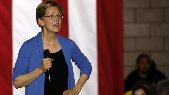 Elizabeth Warren : la plus progressiste